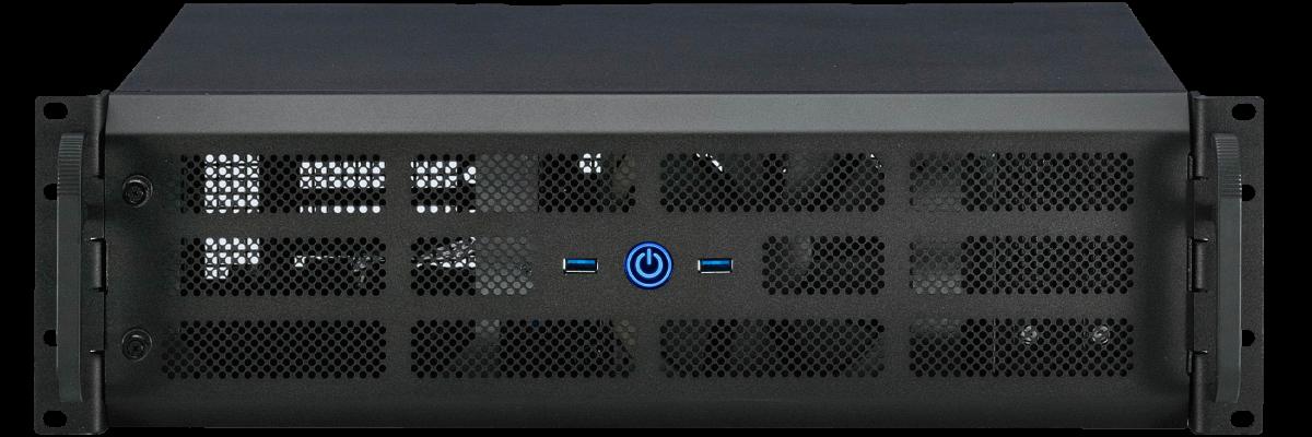 3U PC Front