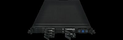 1U PC mit PCIe Hot Swap Bays