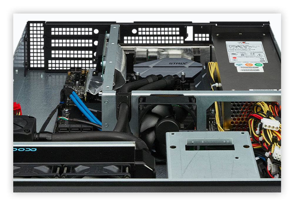 2U PC PCI Express