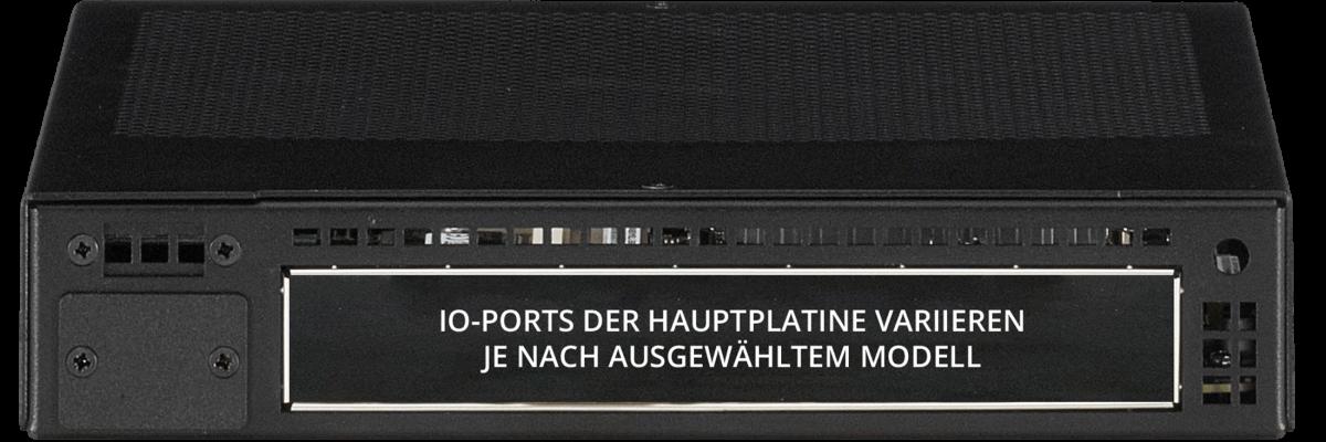 Small PC mit 12V DC